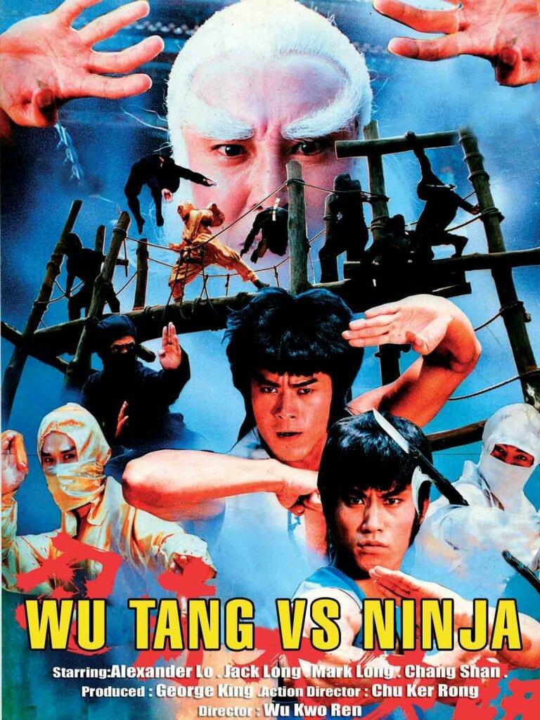 Wudang vs Ninja