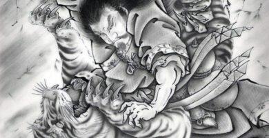 Koto Ryu tradicional