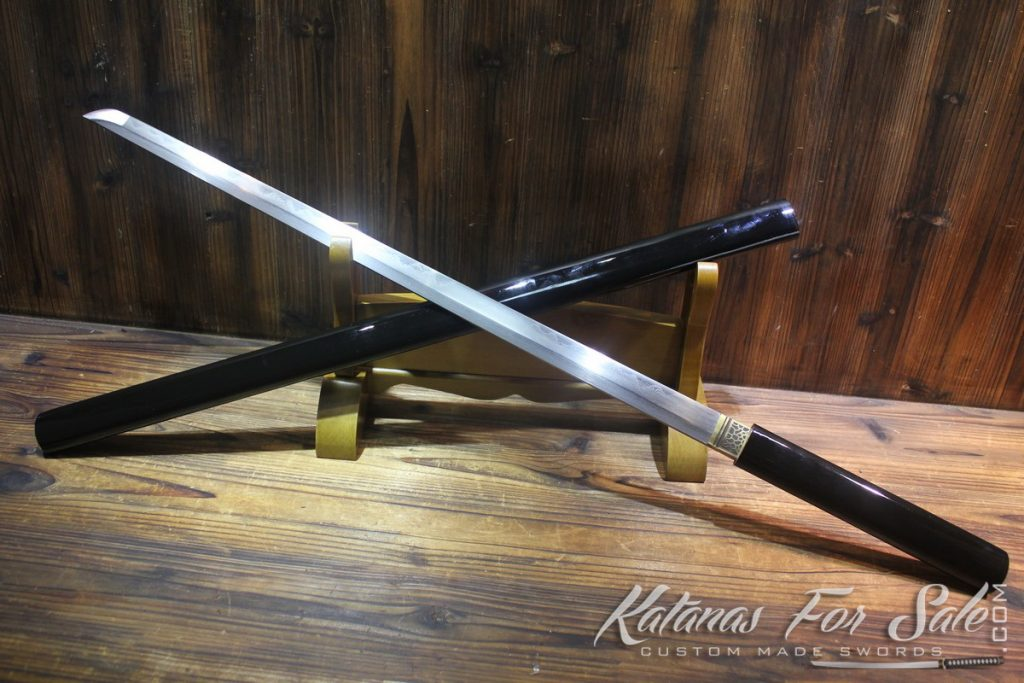 Espadas y otras Armas de un Shinobi, tanto arma ninja