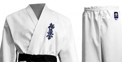 kimono karate karategui